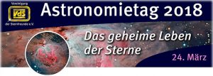 Bundesweiter Astronomietag