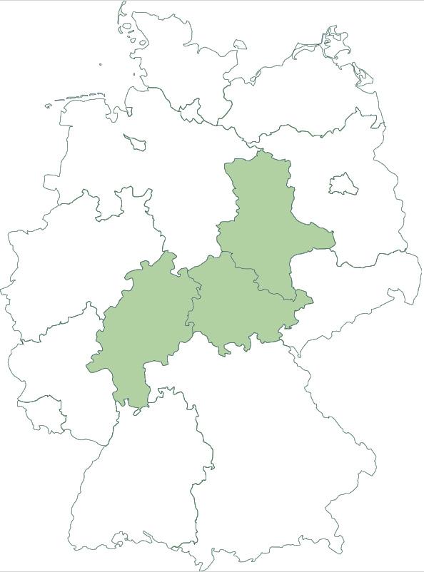 Vorschlag der Region Mitte