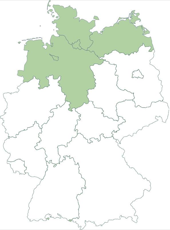 Vorschlag der Region Nord