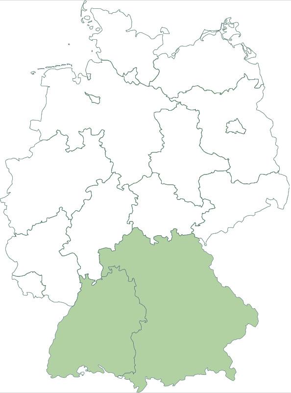 Vorschlag der Region Süd