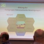 "Gründung der VdS-Fachgruppe ""Astronomische Vereinigungen"" am 22.10.2016 in Heppenheim (Michael Schomann)"